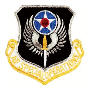 МАЙКЛ САЛЛА 28.08.2018.   Инсайдеры раскрывают подробности секретных космических программ НАСА и ВВС США. AF-Special-Operations-Patch