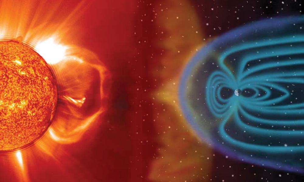 Ожидаемая Солнечная вспышка и Галактическая федерация - Вопросы и ответы с Кори Гуд Coronal-mass-ejection