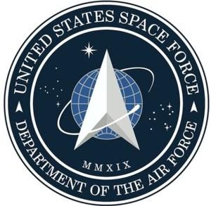 М. САЛЛА - На церемонии представления флага космических сил Трамп предвещает  высвобождение технологий тайной космической программы Spaceforcelogo-2