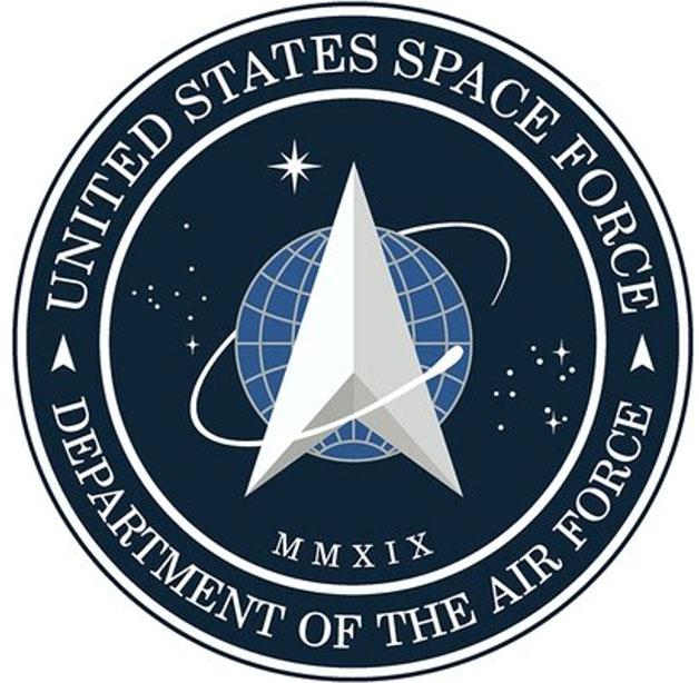 Космические силы должны создать «Американский мир» в космосе или это будет Китай согласно генералу военно-воздушны сил США Spaceforcelogo-2