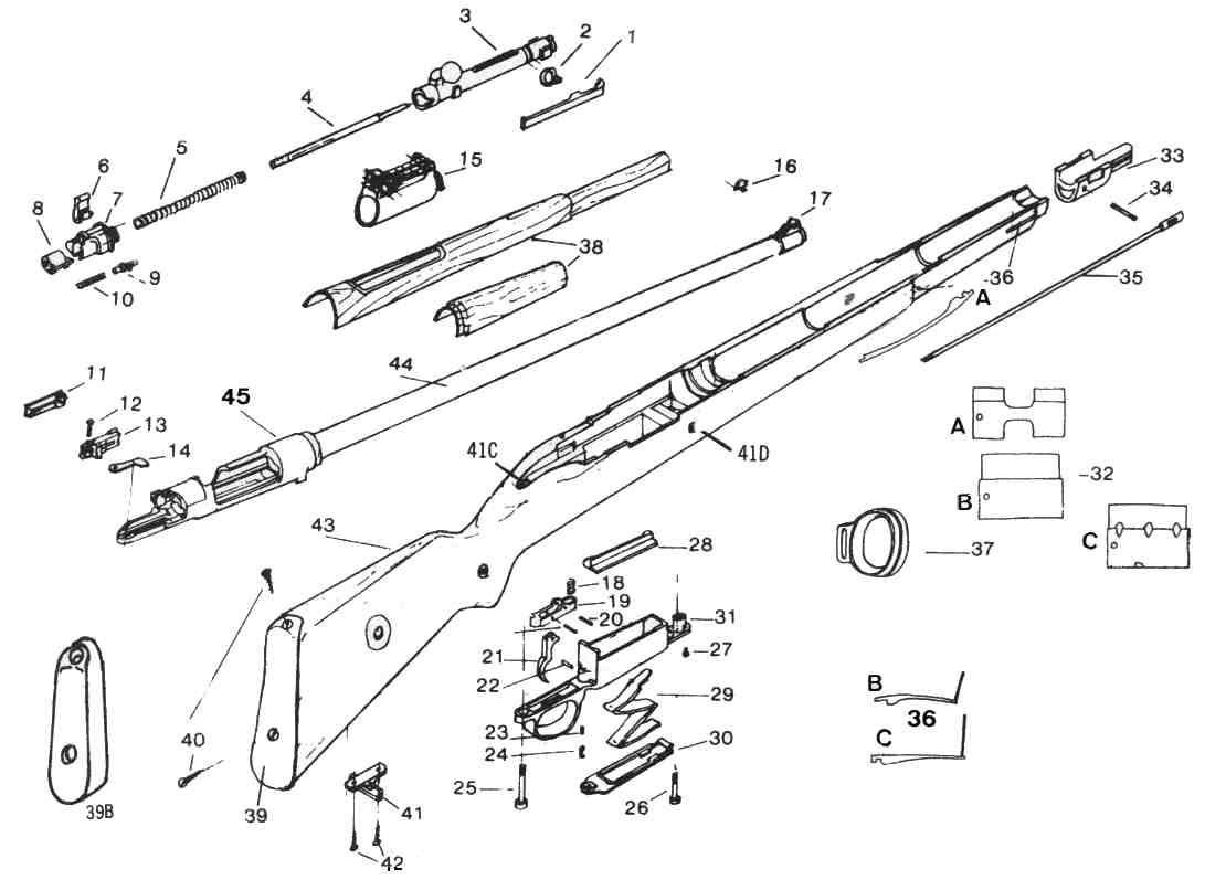 Mauser Kar98k Tedesco