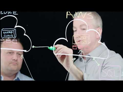 Video: How to accelerate DevOps with ONTAP Cloud