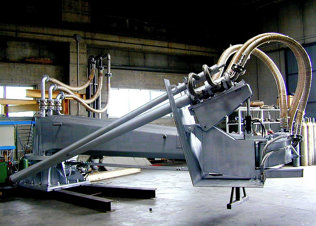 Water Cooled Lance Manipulators  Exo Technologies