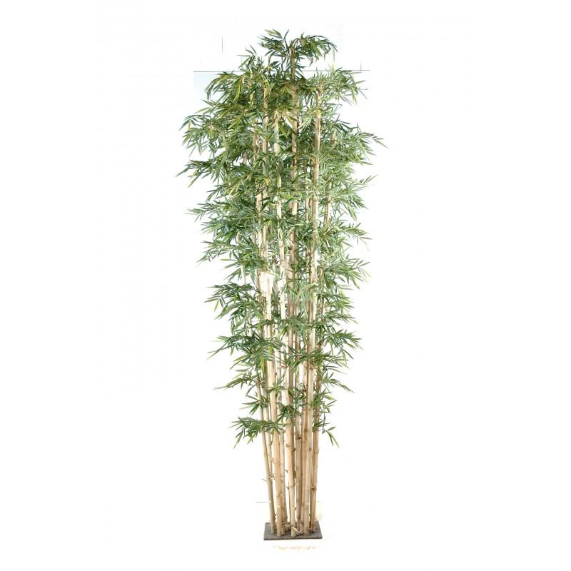 le bambou artificiel