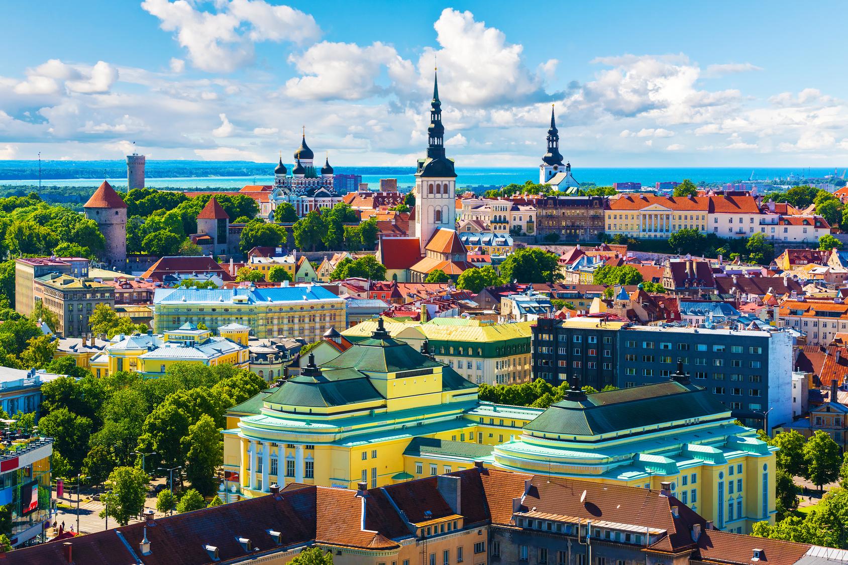 Image result for fotos de tallin (estonia)