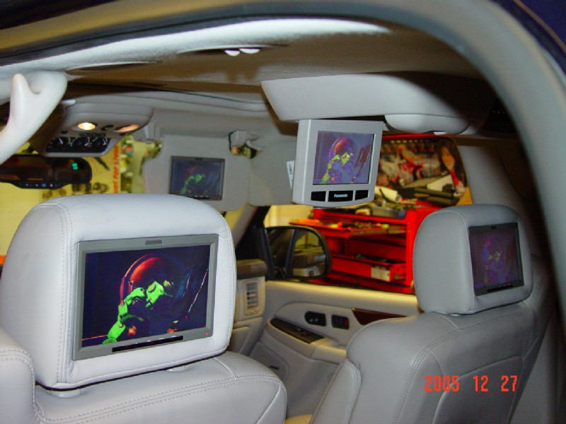 Throwback Car Audio Installations