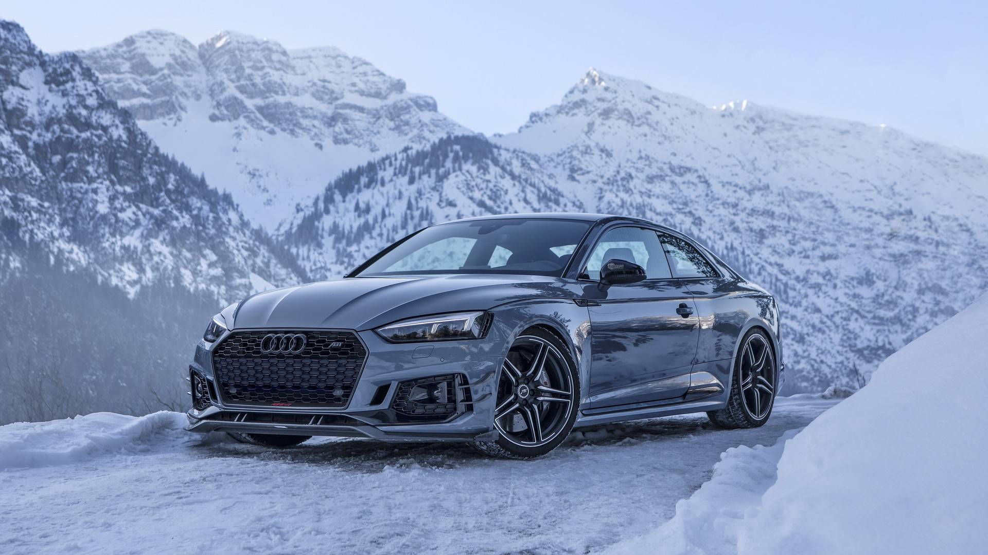 2018 Abt Audi Rs 5 R Coupe 4k Wallpaper Fondos De Pantalla