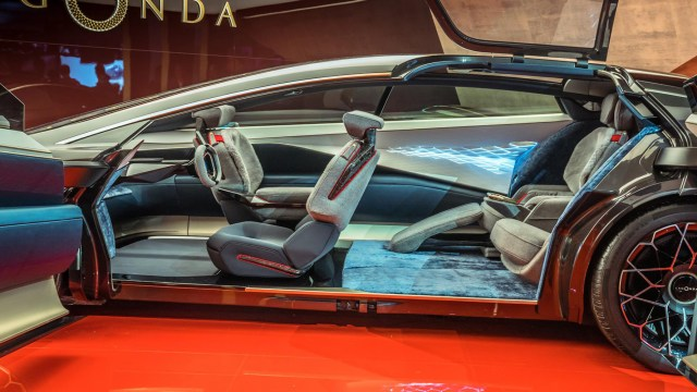 Image result for Lagonda Vision Concept
