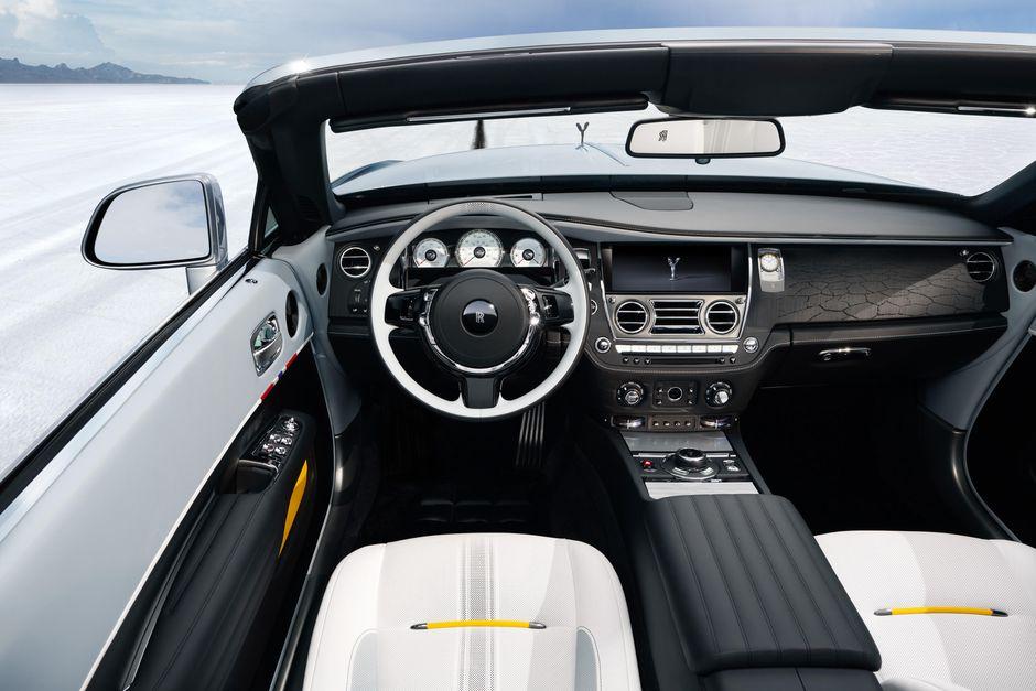 Rolls-Royce 'Landspeed' Collection