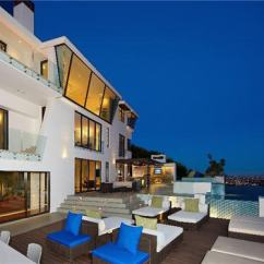 Kitchen Walls Compost Pail For Estate Of The Day: $18.9 Million Sunset Strip Citadel In ...