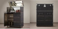 Restoration Hardware Mayfair Bar Cart