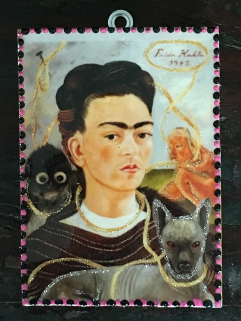 Frida Kahlo Wall Art 7 Furniture Lighting Decor