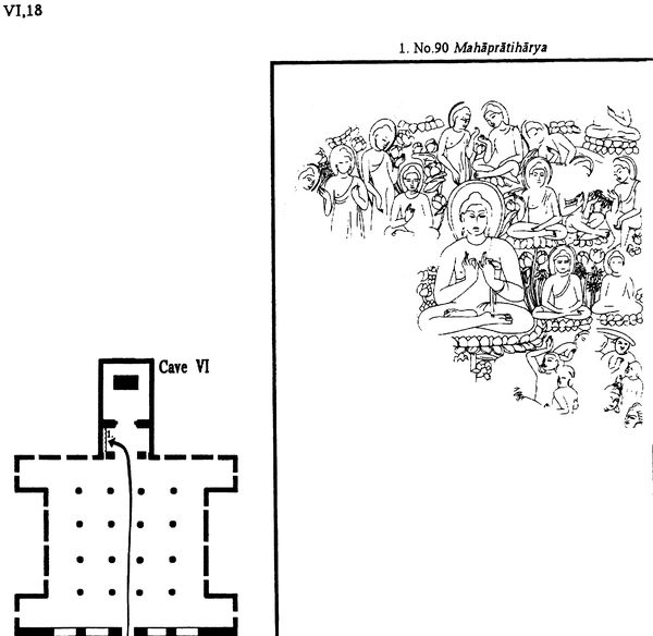 Ajanta- Handbook of The Paintings: Narrative Wall