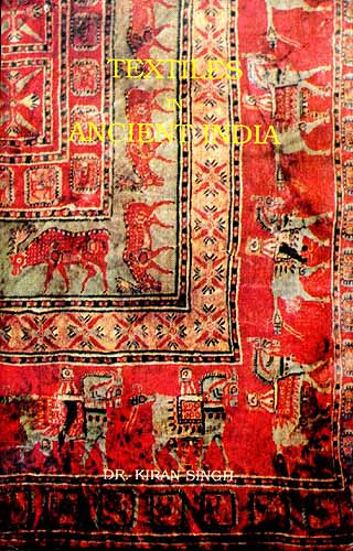 Textiles in Ancient India An Old and Rare Book