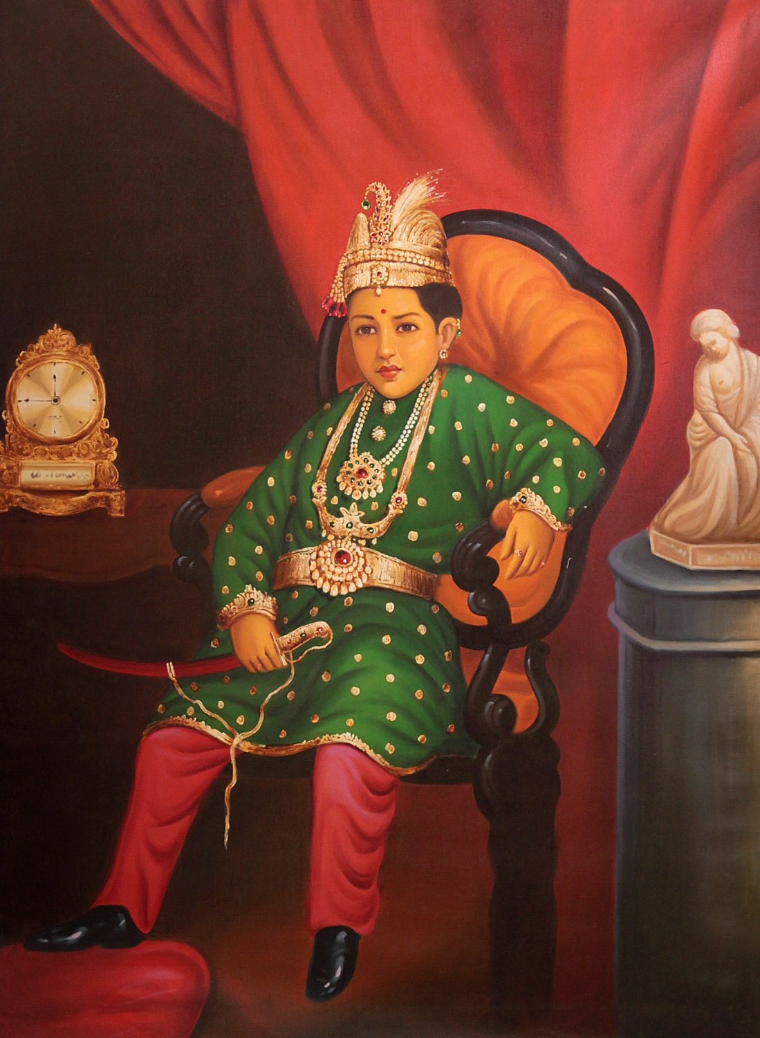 The Portrait of a Young Prince