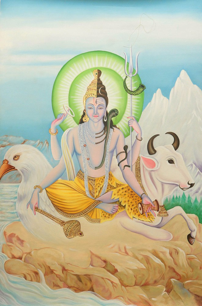 Is Lord Sharabha a Fiction? Is Lord Krishna Superior to Lord Shiva? (5/6)