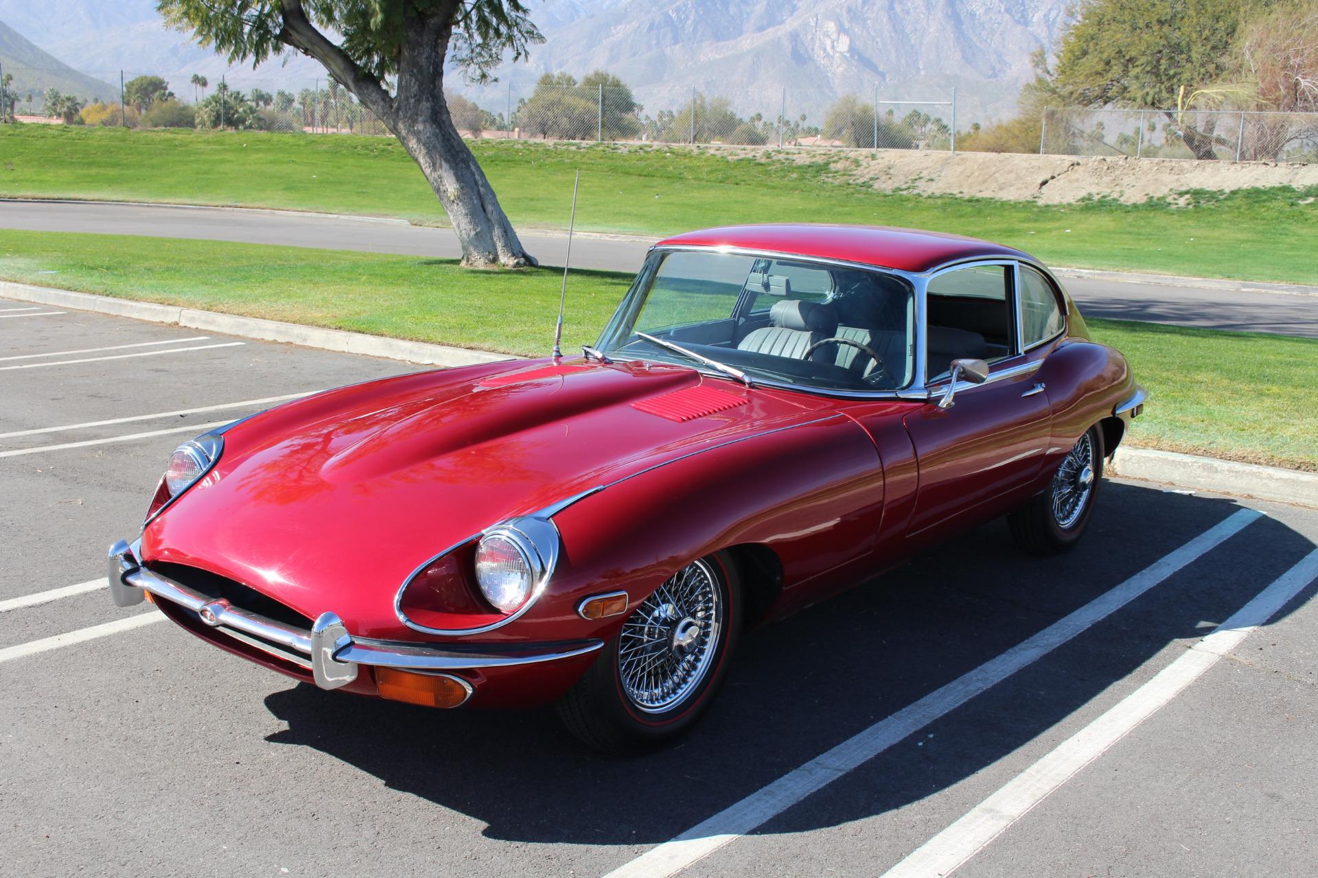 hight resolution of used 1970 jaguar xke 2 2