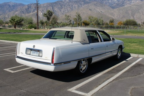 small resolution of used 1996 cadillac deville