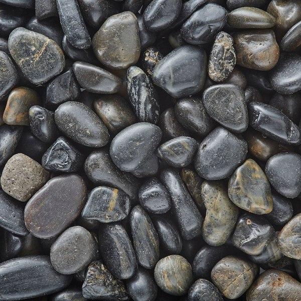 landscape pebbles yard & pond