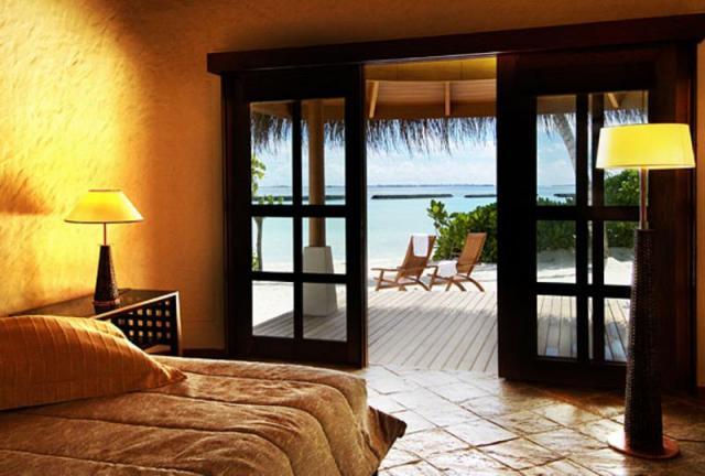 Sheraton Maldives Full Moon resort  Spa  Maldives Resort