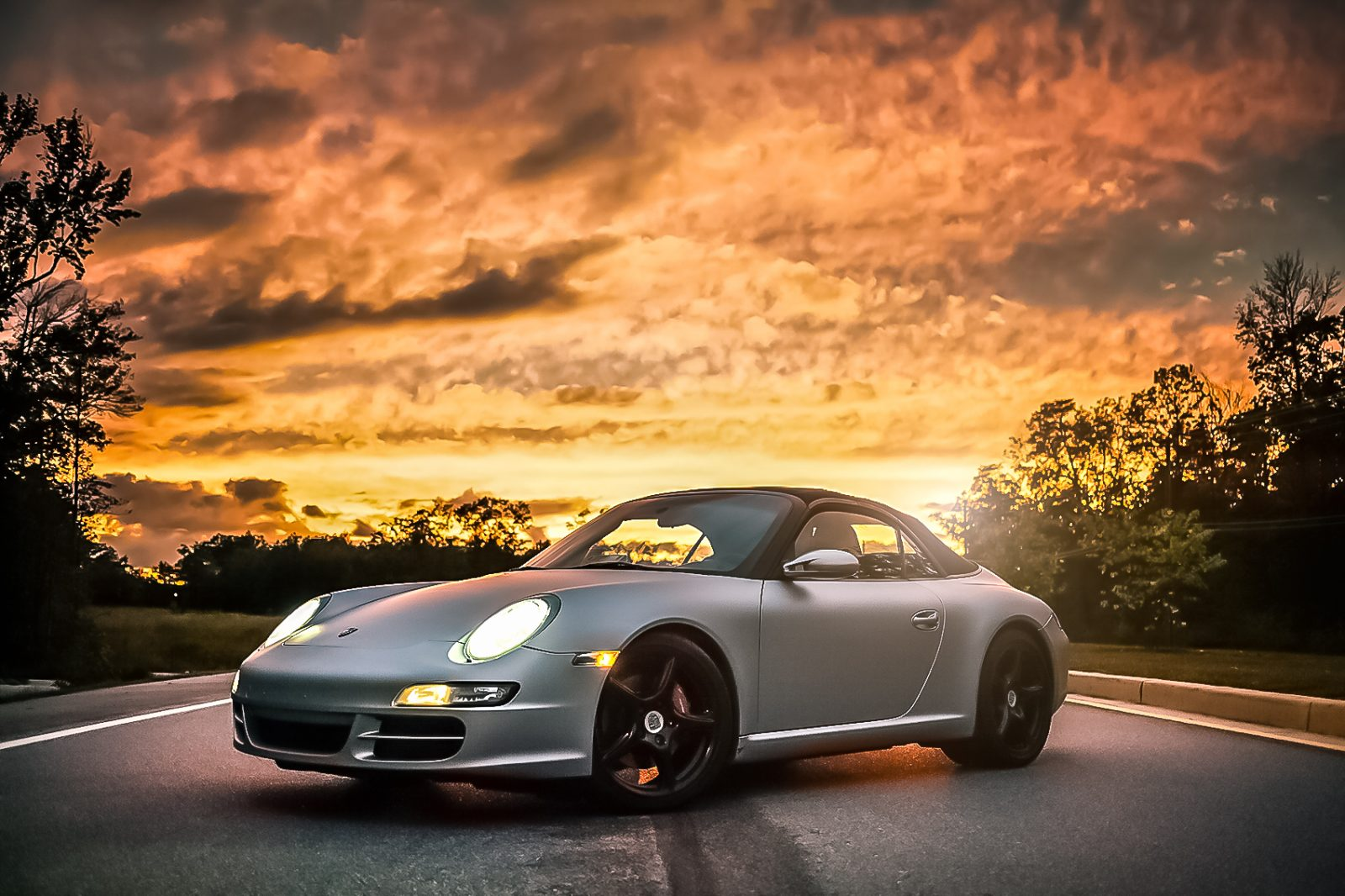 PorscheSunset1Edit