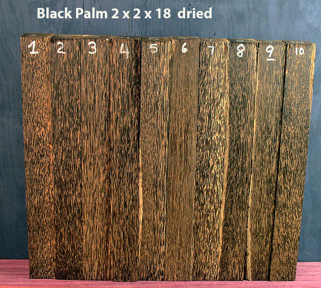 Black Palm Wood