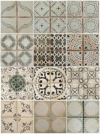 Tiles on Pinterest | Tile, Antiques and Vintage Tile