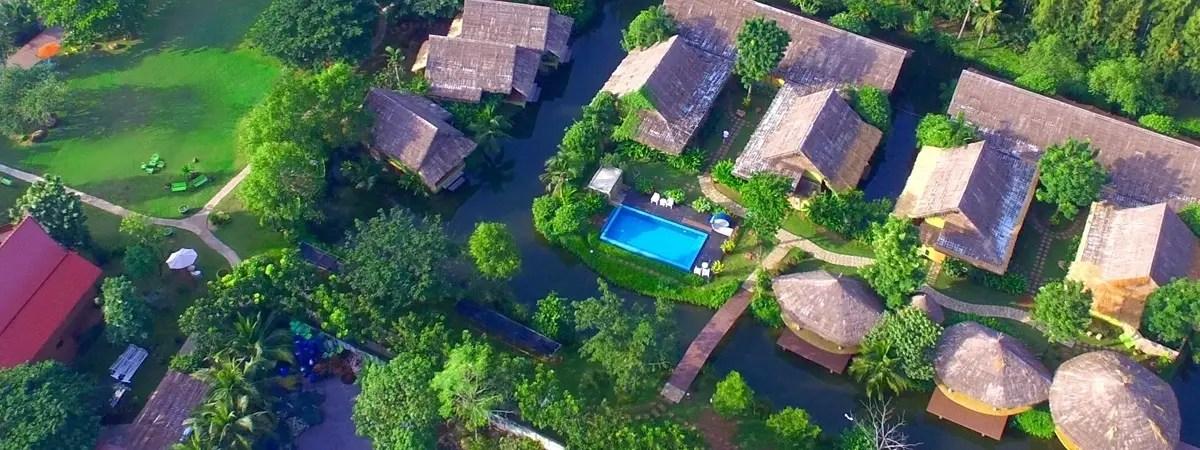 Asita Eco Resort Hotel In Samut Songkhram Thailand Exo