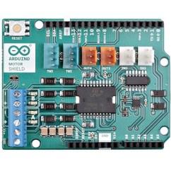 L293d Motor Driver Circuit Diagram Flexalite Fan Wiring Arduino Shield Rev3 | Schrittmotoren Motorsteuerung Module Exp Tech