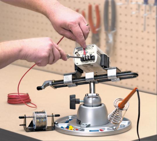 Panavise 350 Multi Purpose Work Center Tools Lab Accessories Exp Tech