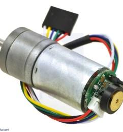 4 4 1 metal gearmotor 25dx48l mm hp 12v with 48 cpr encoder [ 1200 x 1056 Pixel ]