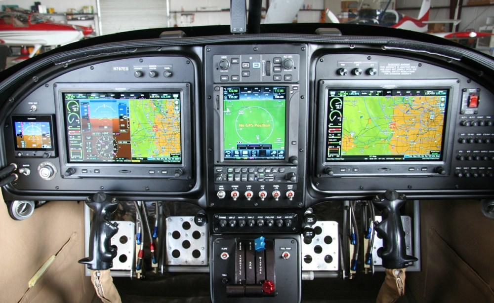 medium resolution of aircraft instrument panel wiring
