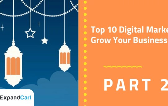 Top 10 Digital Marketing Tips To Grow Your Business I