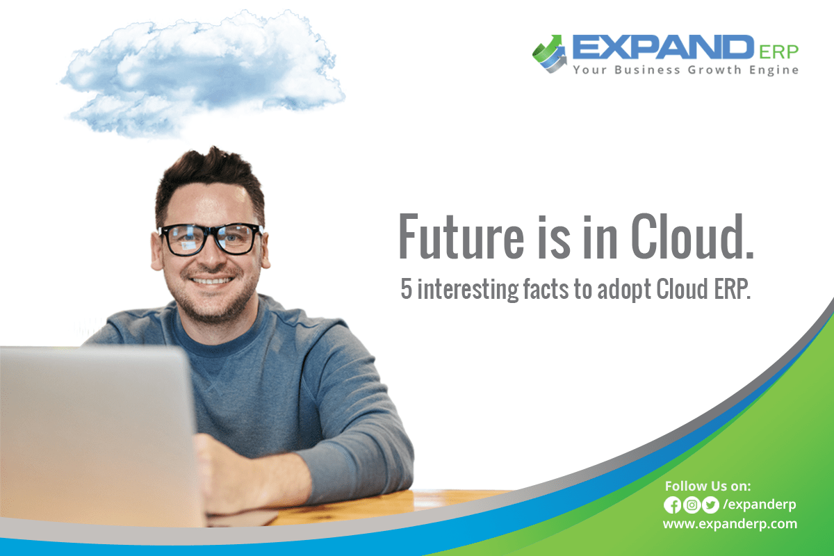 5 interesting facts to adopt Cloud ERP