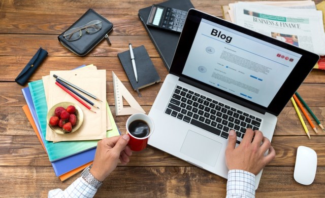 Take blogging seriously for your business if you want more website traffic
