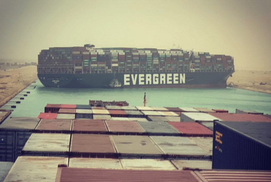 What REALLY Happened with Evergreen at the Suez Canal?