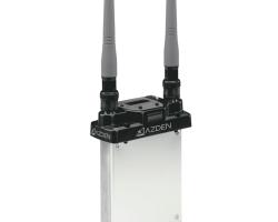 Azden 1201URX/Si-S UHF Slot-In Receiver