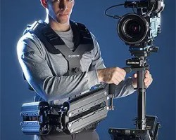 Glidecam X-30 Body-mounted Stabilization System with AntonBauer Base