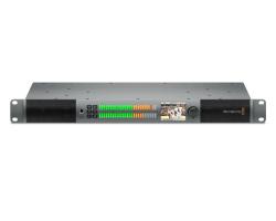 Blackmagic Audio Monitor Both Audio and Video