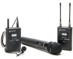 Azden 310LH UHF Diversity Wireless Microphone System