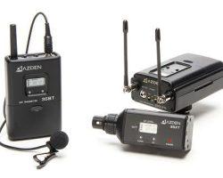 Azden 330LX UHF Dual-Channel Wireless System