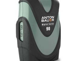 Anton Bauer G90 Gold Mount Digital Battery