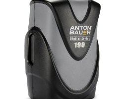 Anton Bauer G190 Digital Gold Mount Battery