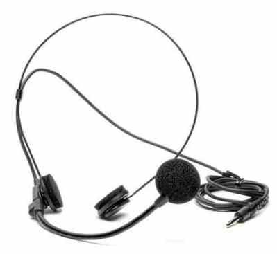 Azden HS-11 Uni-Directional Headset Microphone
