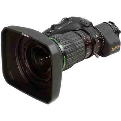 Fujinon HA14x4.5BERM / BERD Premier Super Wide-Angle ENG Style Lens