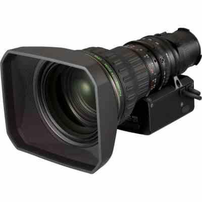 Fujinon ZA22x7.6BEMD Telephoto Remote Control Lens