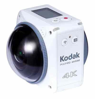 Kodak PixPro 4KVR360 Action Camera Ultimate Pack