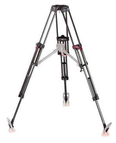 Sachtler Speed Lock CF Double ExtensionTripod