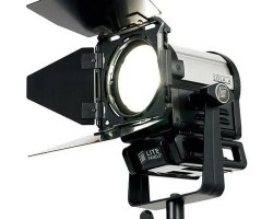 Litepanels Sola 4 Compact Daylight Balanced LED Fresnel