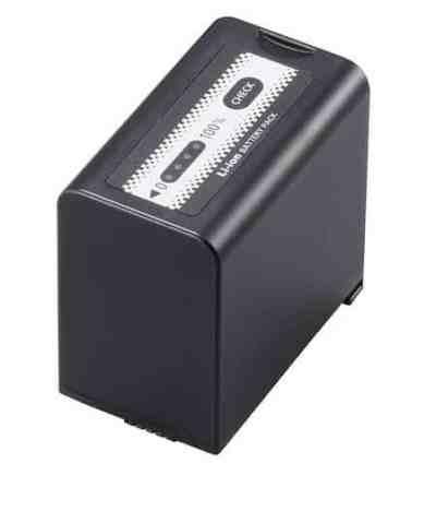 Panasonic AG-VBR89 Large Capacity (8,850 mAh) Battery